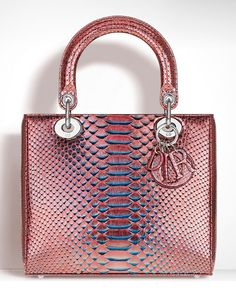 Start Your Weekend the Right Way With These Gorgeously Detailed Lady Dior Bags