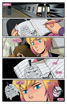 The unbelievable gwenpool 17
