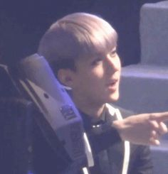 Sehun....... Cute and adorable one minute....... Lord of the underworld the next!!