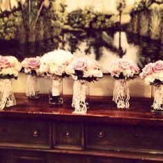 The bouquets by @botanicals #mmwedding #wedding - @weddingtidbits- #webstagram
