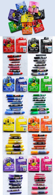 My color is blue. What's yours? Crayola My Color Is.