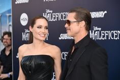 Pin for Later: Brad Pitt and Angelina Jolie's Relationship Timeline May 2014