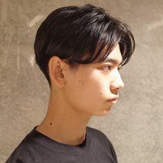 Haircuts For Long Hair, Boy Hairstyles, Haircuts For Men, Two Block Haircut, Hear Style, Korean Men Hairstyle, Asian Haircut, Hair Inspo, Short Hairstyles