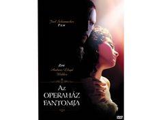 Az operaház fantomja (DVD) - Phantom of the Opera (DVD)