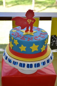 Super Spence! by Miss Kate Cupcake, via Flickr