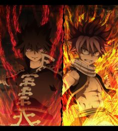 Fairy Tail 527 Demon King And Dark Wizard King by IITheYahikoDarkII