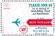 10 Farewell Party Invitation Wordings to Bid Goodbye in Style