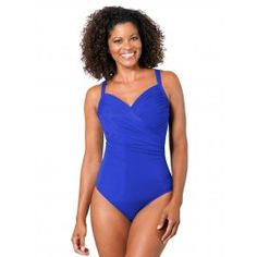 d10e0216a3 Incredibra® by Incrediblesuit® DD-Cup Solid Mystify. Miraclesuit DD-Cup  Solid Captiva Underwire One Piece Swimsuit