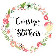 Consigo Stickers