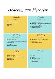 Agenda Planner, Life Planner, Getting Rid Of Clutter, Getting Organized, Diy Cleaning Products, Cleaning Hacks, Housekeeping Tips, Organizing Your Home, Organising
