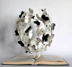 The Tree of Butterflies #bookart
