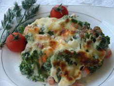 Brokoli Graten Resimli Tarifi - Yemek Tarifleri
