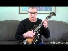 Introduction To Playing The Mandolin
