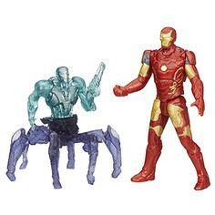 Marvel Avengers Age of Ultron Iron Man Mark 43 Vs. Sub-Ultron 001 2.5-inch Figure Pack Avengers http://www.amazon.com/dp/B00NYZU82I/ref=cm_sw_r_pi_dp_5fSsvb019KZZR
