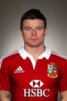 Brian O'Driscoll is heading on his fourth British & Irish Lions tour - only the third player in 125 years to do that after five-times tourists Willie John McBride and Mike Gibson Ireland Rugby, British And Irish Lions, International Rugby, Wales Rugby, Irish Rugby, Australian Football, Sport Inspiration, Rugby Players, My Childhood Memories