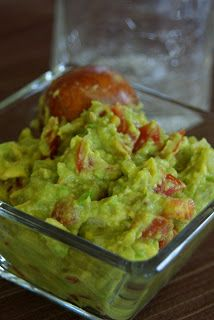 GUACAMOLE!! Perfect for summer with some chips !!