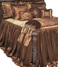Ideas For Bedroom Bed Curtains Comforter Toile Bedding, Grey Bedding, Luxury Duvet Covers, Luxury Bedding Sets, Bed Curtains, Natural Bedding, Luxury Bedding Collections, Bedroom Bed, Tuscan Bedroom