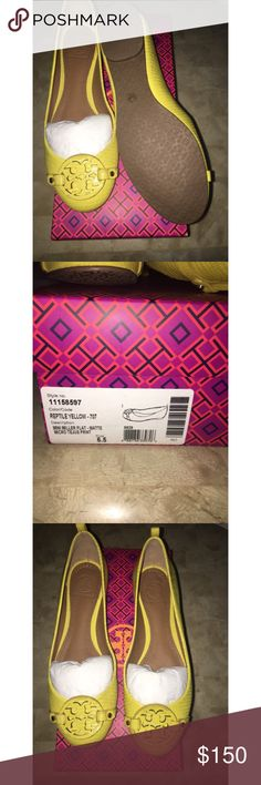 58df5b16e49f3 NEW Tory Burch Mini Miller Flat Matte Micro Tejus NEW Tory Burch Mini  Miller Flat Matte Micro Tejus Print   never worn in box   sold out - sorry