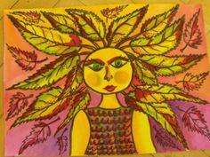 Rezultat iskanja slik za náměty na výtvarku School Art Projects, Projects For Kids, Art School, Grade 1 Art, Autumn Art, Goodie Bags, Pikachu, Drake, Techno