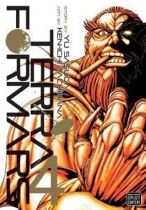 Terraformars Vol. #04 Manga Review