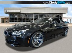 The best way to prepare for the future is to shape it yourself. Get into this pre-owned #BMW #M6 convertible today and see where your future takes you!