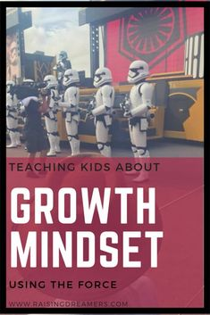 Resources for teaching Growth Mindset to your children.