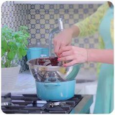 Temperagem de Chocolate no Bowl | Vídeos e Receitas de Sobremesas