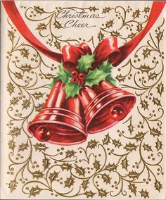 Christmas Card ~ (BL 82)