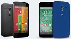 Options for you if you are a fan of Motorola. Moto G vs Moto X