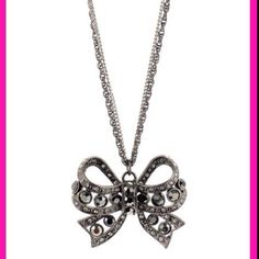 LOVE this Besty Johnson necklace..