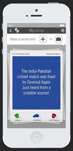 Mystery App