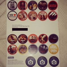 Demorou heinô \o/ #getglue #stickers