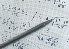 Exámenes de Selectividad de Matemáticas y Química en Andalucía Resueltos. Blog de Enrique Muñoz Estrada. #REDucacion #blogrecomendado
