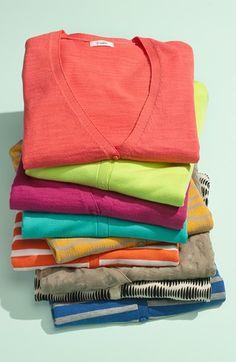 V-Neck Elbow Sleeve Cardigan (Regular & Petite) All Fashion, Modest Fashion, Passion For Fashion, Spring Fashion, Womens Fashion, Fall Winter Outfits, Autumn Winter Fashion, Casual Outfits, Cute Outfits