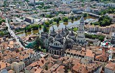 Cathédrale-St-Front,Périgueux.