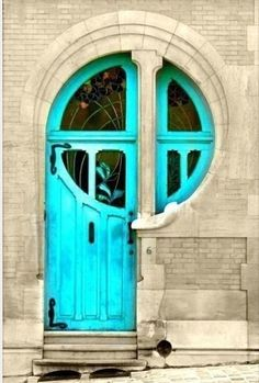 Fancy - Colourful Entrance