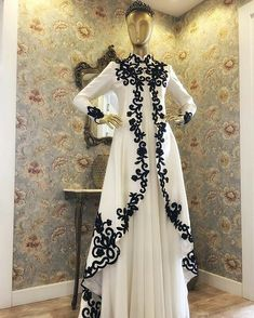 For details / order please Call or Whatsapp on . Abaya Fashion, Fashion Dresses, Cheap Long Dresses, Online Dress Shopping, Dress Online, Buy Dresses Online India, Muslimah Wedding Dress, Moslem Fashion, Cotton Long Dress