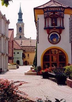 Székesfehérvár, of the largest cities of the country and located in central Hungary The Places Youll Go, Places To Go, Beautiful World, Beautiful Places, Bósnia E Herzegovina, Hungary Travel, Central Europe, Eastern Europe, Montenegro