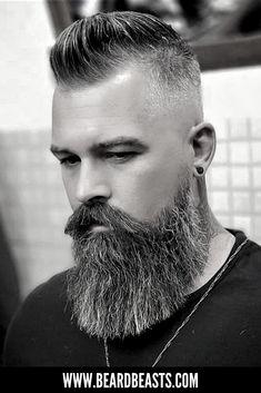 Long Beard Styles, Beard Styles For Men, Hair And Beard Styles, Bald Head With Beard, Short Hair With Beard, Moustache, Beard No Mustache, Thin Beard, No Beard