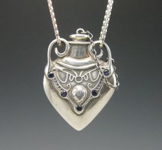 Love Potion No. 9  by Lisa Barth  This is incredibly beautiful and has the look of an rare antique!  I ♥ it