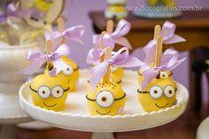 bolos de aniversario dos minions para meninas - Pesquisa Google                                                                                                                                                     Mais