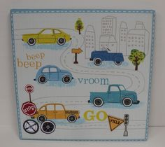 Cars and Trucks   Kids Room Decorations