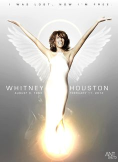 Whitney Houston Rest in Peace Spiritual Music, Run To You, February 11, Free Youtube, Sing To Me, Whitney Houston, Always Love You, Female Singers, Celebs