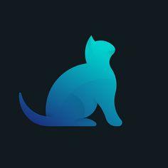 23 Colorful Illustrated Animal Logos - 21 #colorfullogos #animallogos…