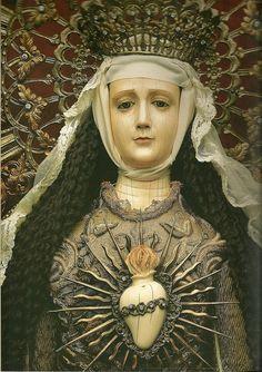 Purisimo Corazon de Maria,