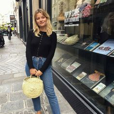 "af41ed63a13  fhlurs on Instagram  ""❤"". Parisian Wardrobe"