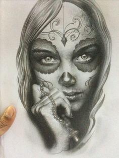 #art #tattooart #girltattoodesign
