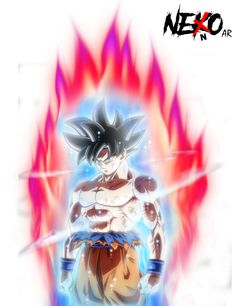 Limit Breaker Goku v.2 by NekoAR