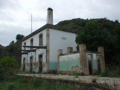 Antiga estação do Côa #apocalypse #postapocalypse #apocalyptic #decay #urbandecay #abandoned #abandon
