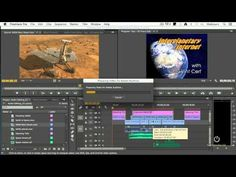 Sending Premiere Pro CC Projects to Adobe Audition CC - YouTube
